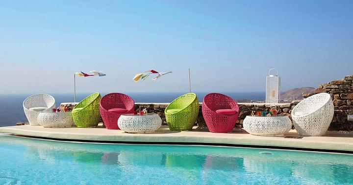 Muebles colores Maisons du Monde
