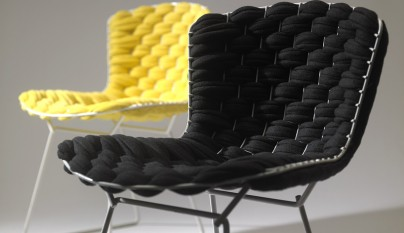 Bertoia Loom Chair2
