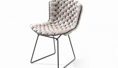 Bertoia Loom Chair7