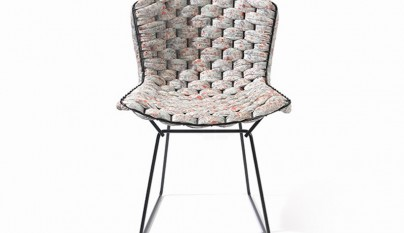 Bertoia Loom Chair8