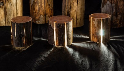 Cracked Log Lamps5