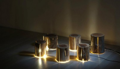 Cracked Log Lamps8