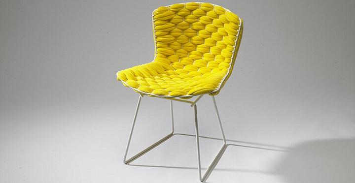Silla Bertoia Loom Chair1