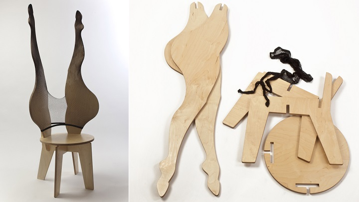 Silla Explicit Chair