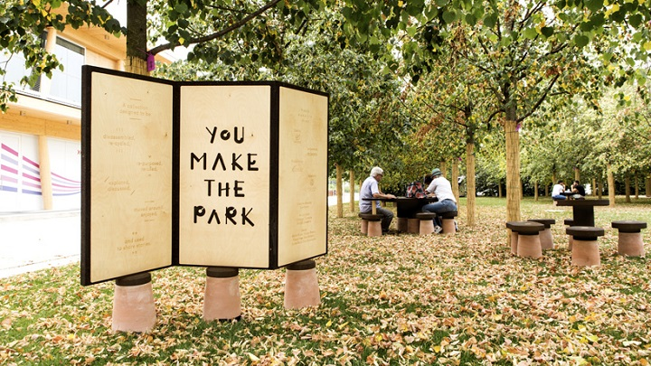 You Make the Park Expo Milan