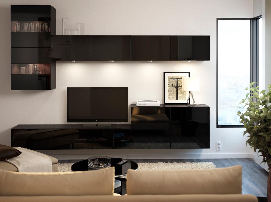 Revista muebles mobiliario de dise o - Muebles de salon de ikea ...