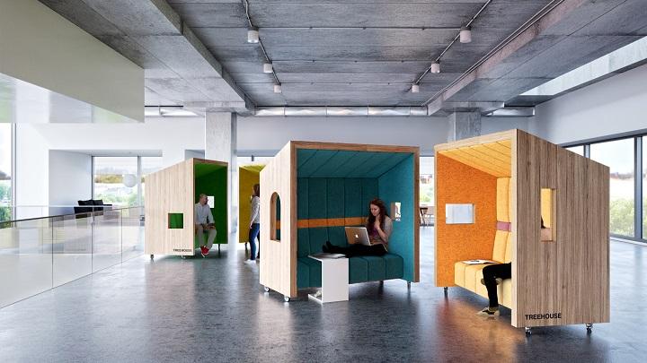 Treehouse oficina