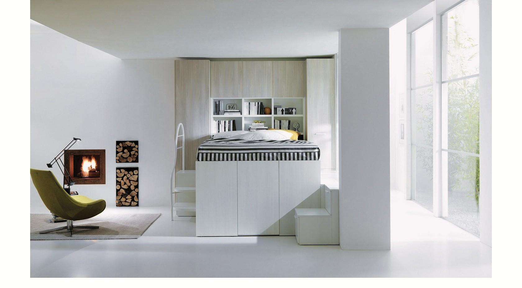 Pareti in cartongesso idea creativa della casa e dell - Muebles evelio burgos ...