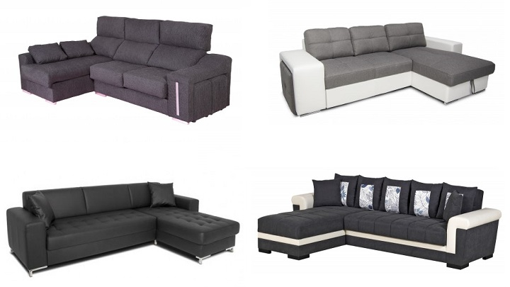 Revista muebles mobiliario de dise o for Sofa lucia conforama