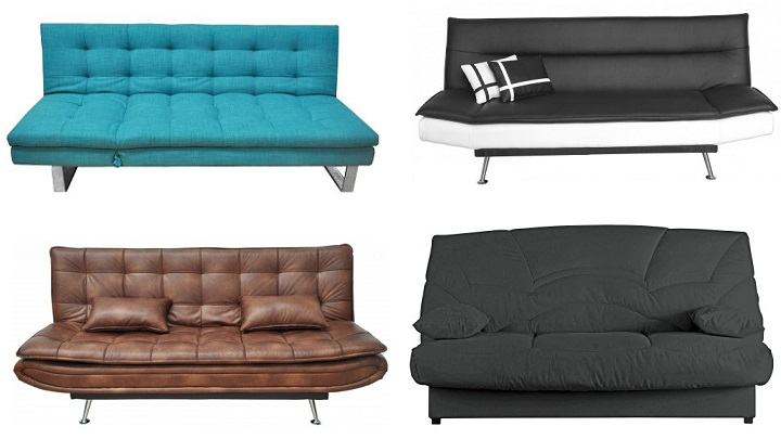 Revista muebles mobiliario de dise o for Sofas conforama catalogo