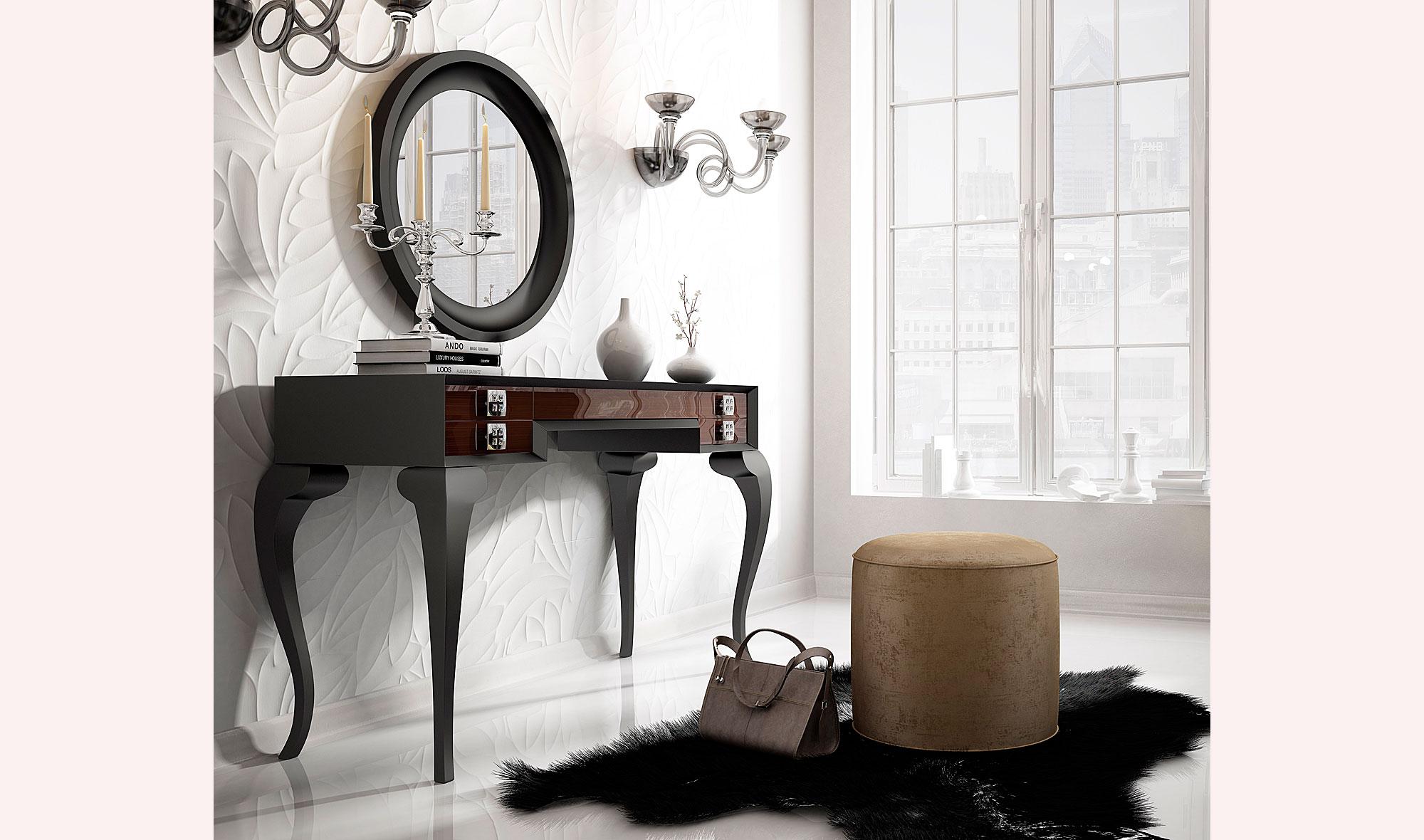 Revista muebles mobiliario de dise o for Tocadores modernos para recamaras