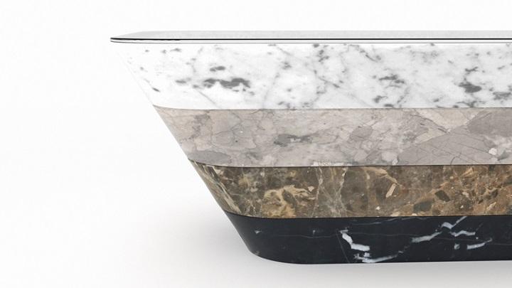 mesa de centro lithosphere coffee table