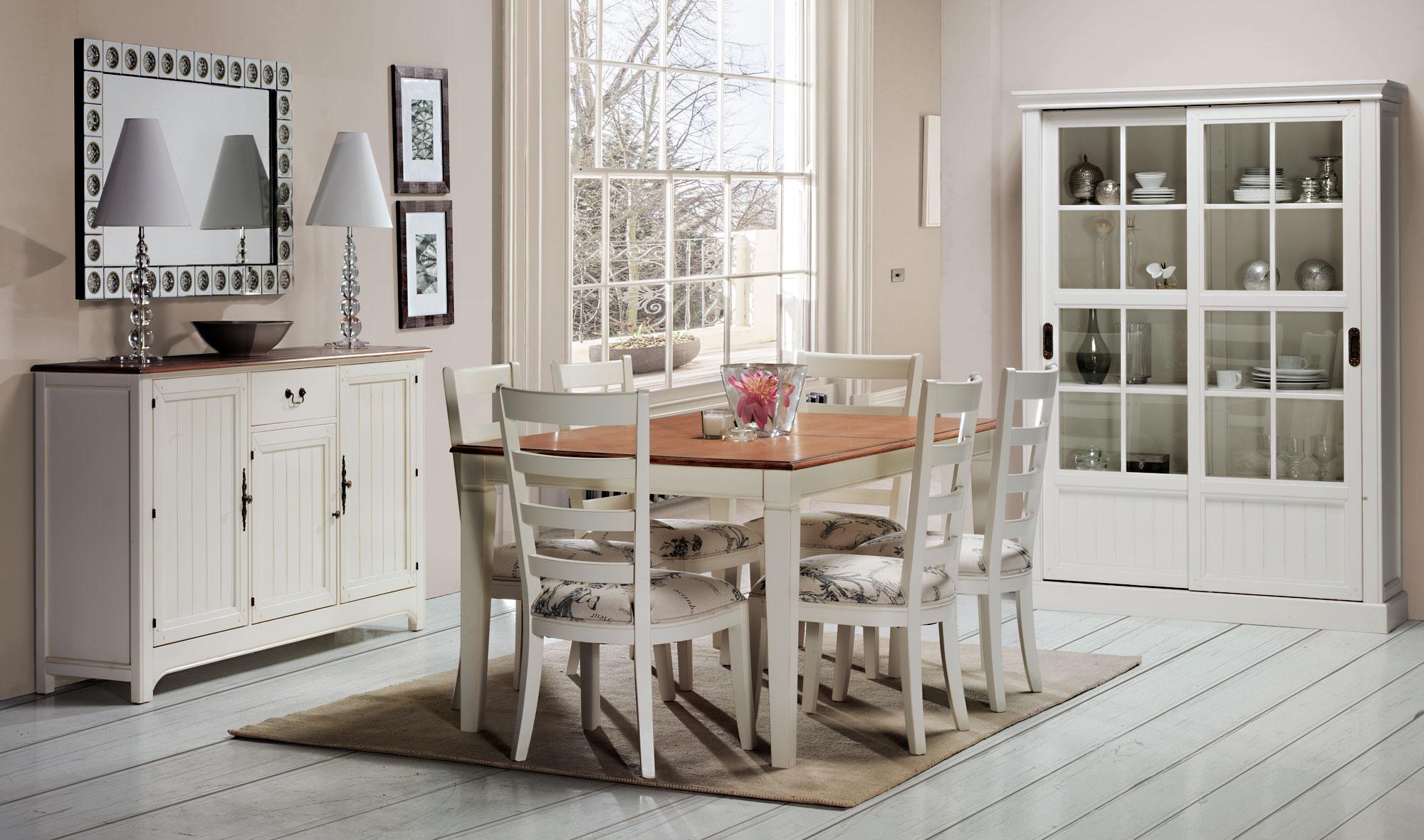 Revista muebles mobiliario de dise o for Muebles de comedor vintage
