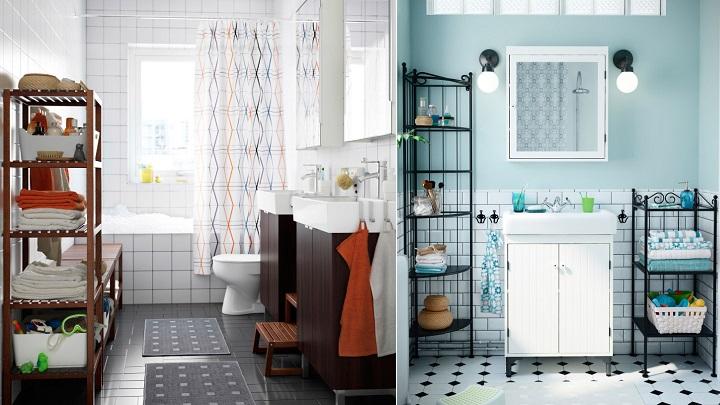 Mueble Ikea Baño | Revista Muebles Mobiliario De Diseno