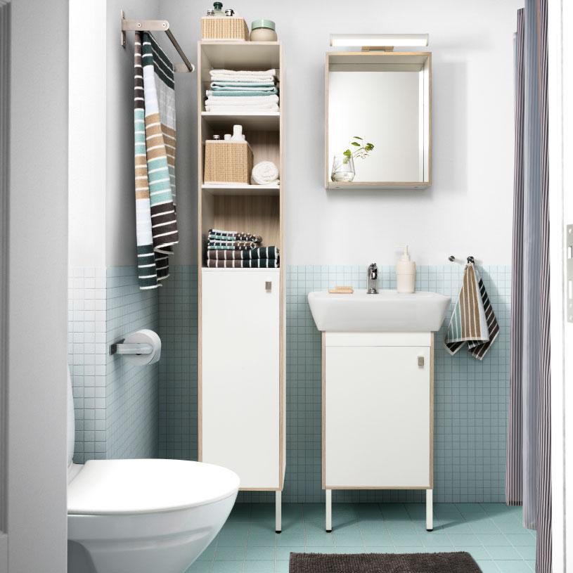 Stunning espejos cuarto de ba o ikea contemporary casas - Luces bano ikea ...