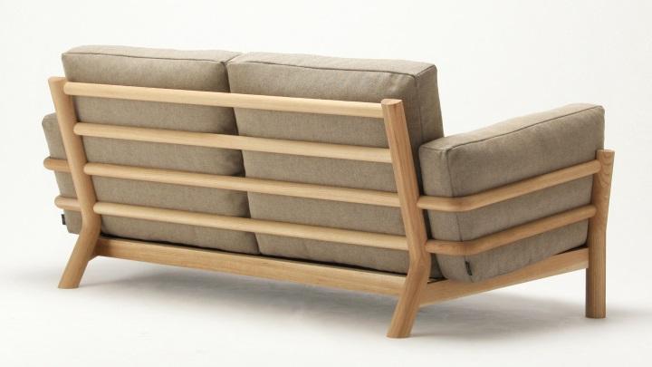 Sof elegante c modo y funcional revista muebles for Muebles castor