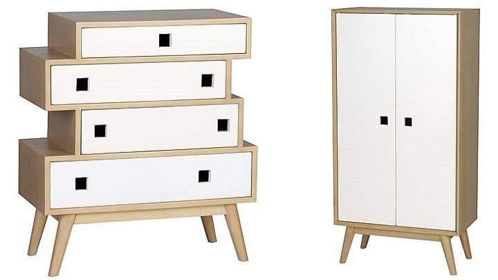 Muebles de madera de estilo n rdico revista muebles for Muebles nordicos online