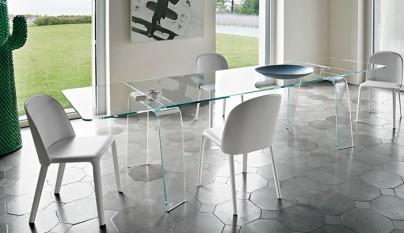 Mesa Kayo Extensible Table