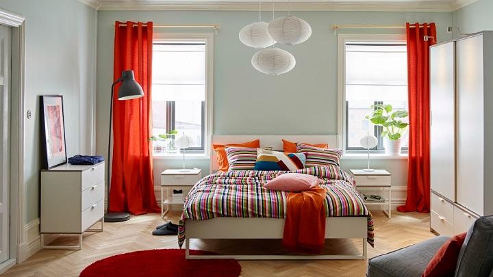 Revista muebles mobiliario de dise o - Camas dobles juveniles ikea ...