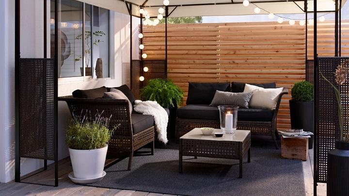 Revista muebles mobiliario de dise o for Mobiliario jardin ikea