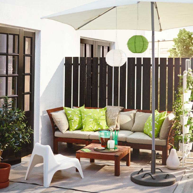 Revista muebles mobiliario de dise o for Ikea muebles de exterior