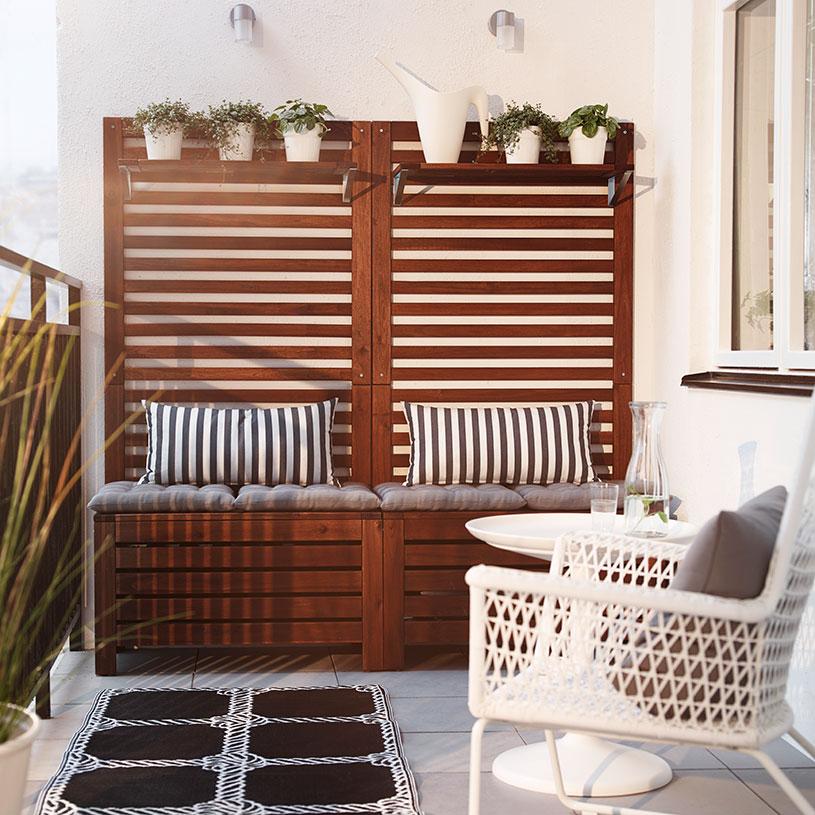 Ikea exterior 20169 revista muebles mobiliario de dise o - Muebles exterior ikea ...