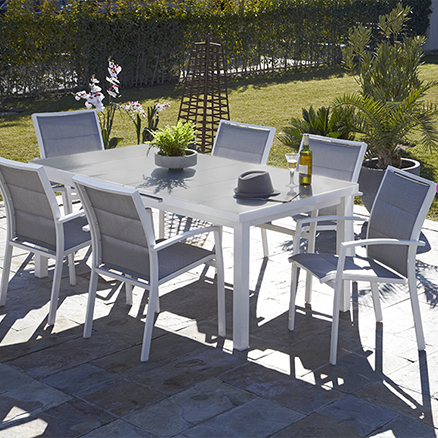 Muebles de jardin en leroy merlin dise os for Revista jardin 2016