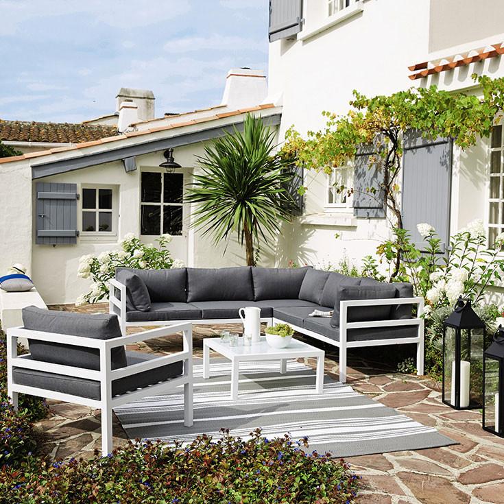 Salon de jardin maison du monde 2016 - Maison du monde salon de jardin ...