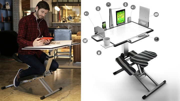 The Edge Desk System