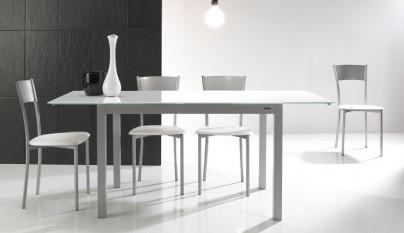 mesa cocina conforama foto