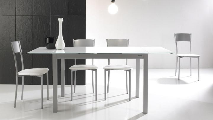 Mesas de cocina de conforama revista muebles mobiliario de dise o - Mesas y sillas para cocinas ...
