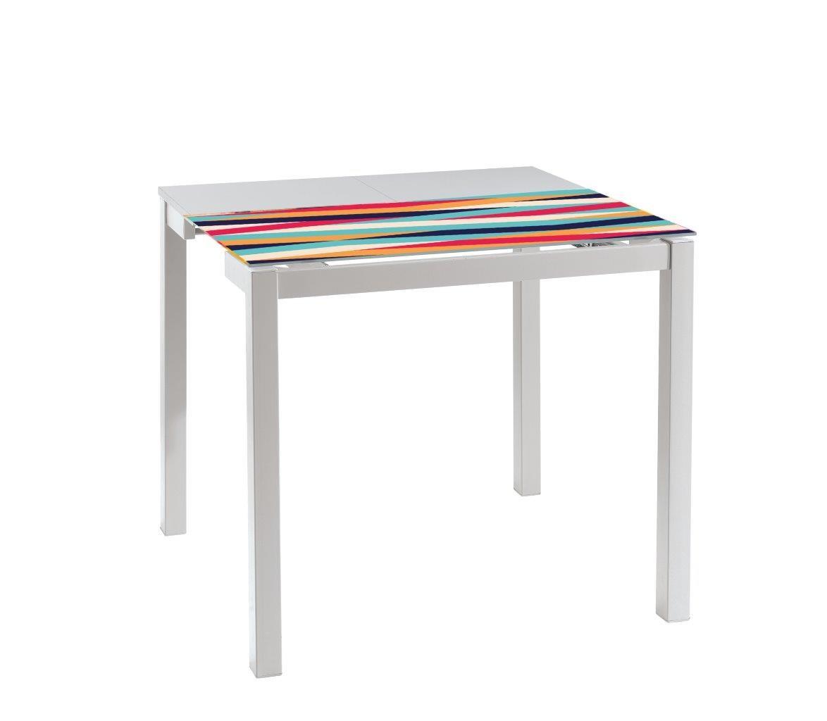 Revista muebles mobiliario de dise o for Mesa supletoria cocina