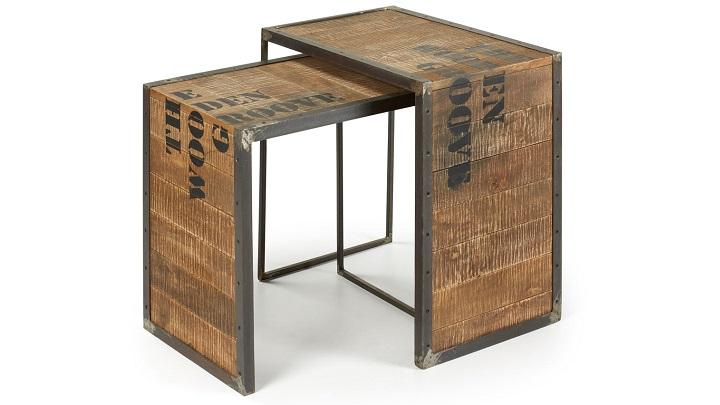 Revista muebles mobiliario de dise o for Muebles estilo industrial baratos