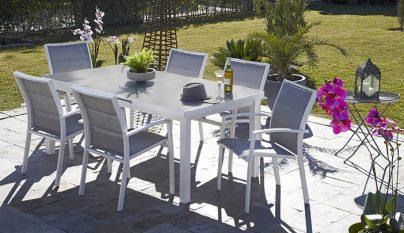 Moderno mobiliario para la terraza revista muebles for Muebles jardin baratos