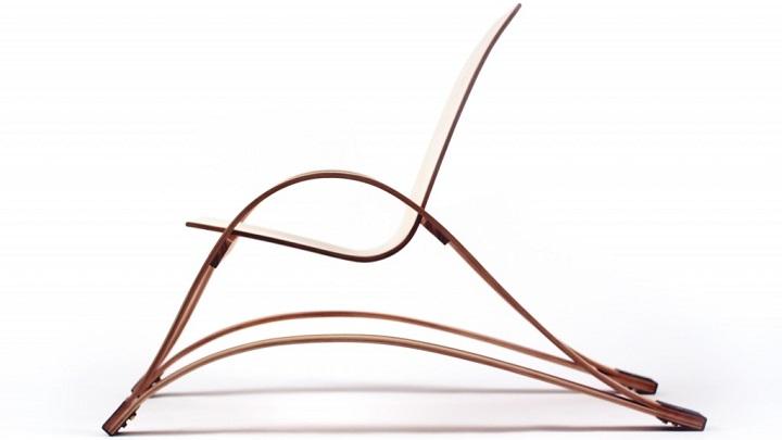 Bow Spring Chair silla1