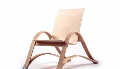 Bow Spring Chair2