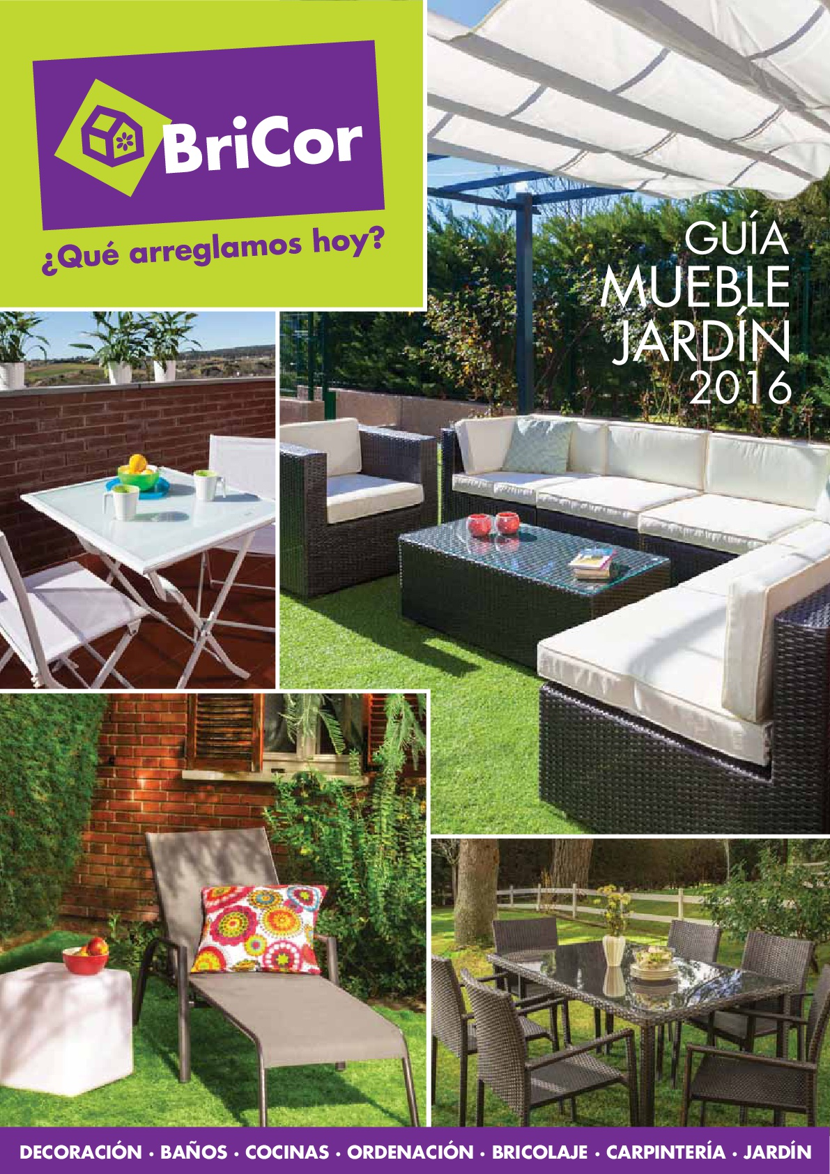 Bricor muebles jardin 20161 revista muebles mobiliario for Revista jardin 2016