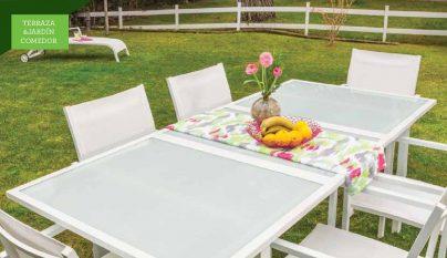 Bricor muebles jardin 201622