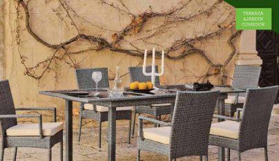 Bricor muebles jardin 201629