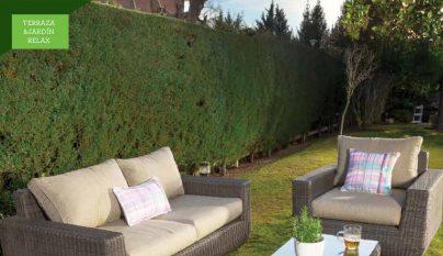 Bricor muebles jardin 201656