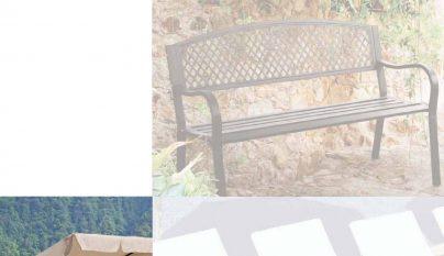 Bricor muebles jardin 201678