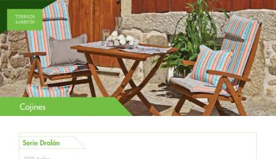 Bricor muebles jardin 201684