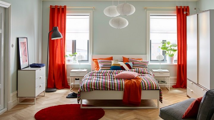 Revista muebles mobiliario de dise o - Dormitorios baratos ikea ...