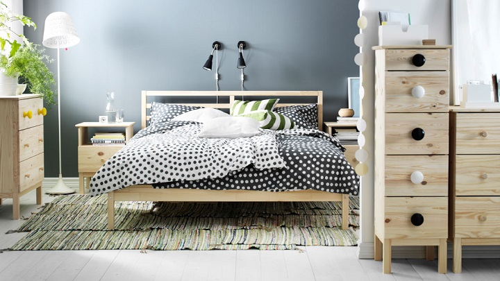 IKEA 2016 Dormitorios foto1