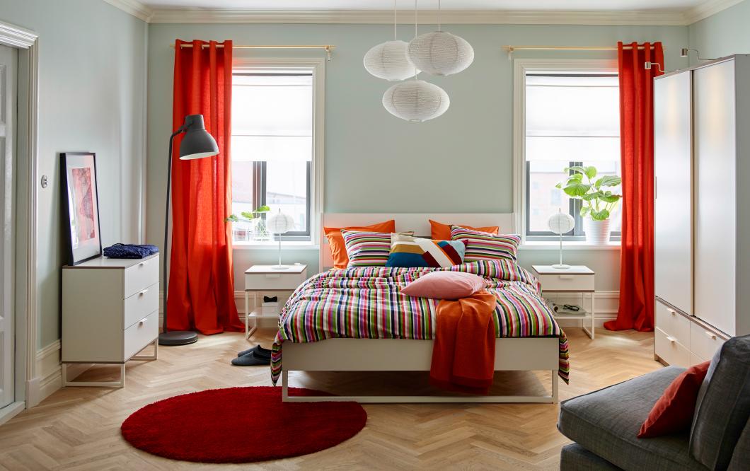 dormitorios ikea u revista muebles u mobiliario de diseo