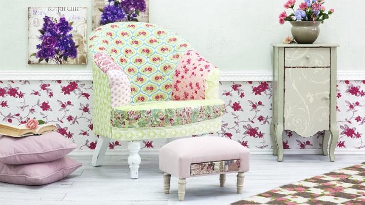 C mo forrar muebles con papel pintado revista muebles for Forrar muebles con papel adhesivo