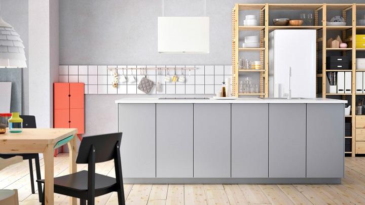 Revista muebles mobiliario de dise o for Muebles de cocina despensa