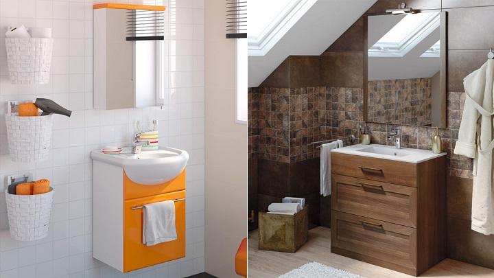 Muebles de baño de Leroy Merlin 2016 – Revista Muebles