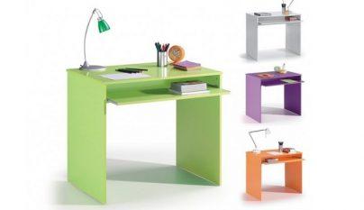 Escritorio sencillo de madera revista muebles - Muebles boom escritorios ...