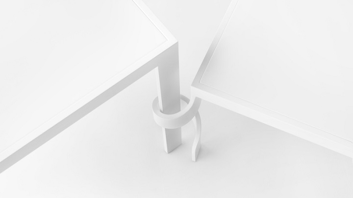 tangle table Nendo1